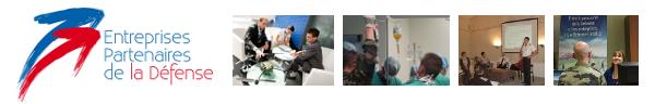 IMAGE : Logo de l' Association des entreprises partenaires de la Défense
